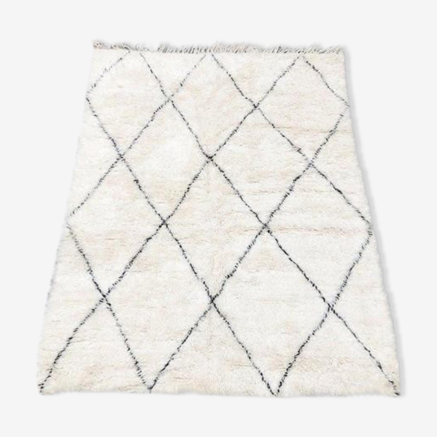 Beni ouarain carpet  220x175cm