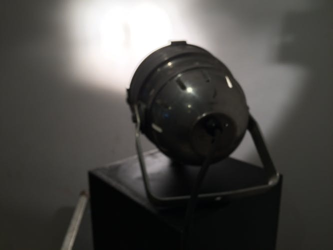 Projecteurs Par56 vintage