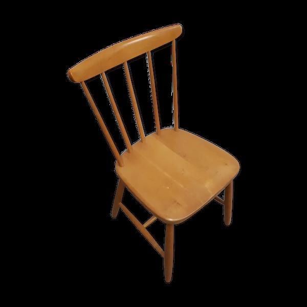 Chaise vintage design scandinave Hagafors