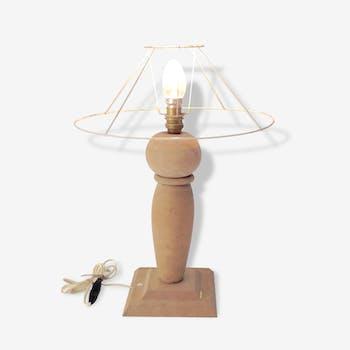 """Lampe """"shabby chic"""""""