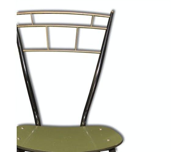 Ensemble de 4 chaises 1960