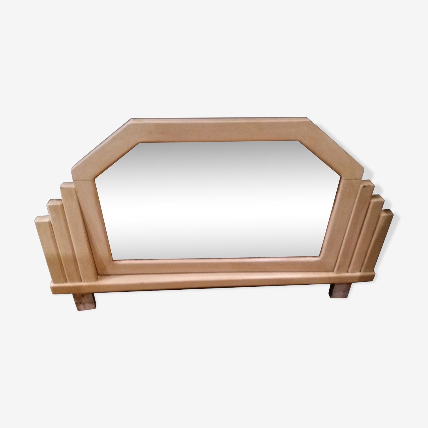 Miroir art déco 75x35cm