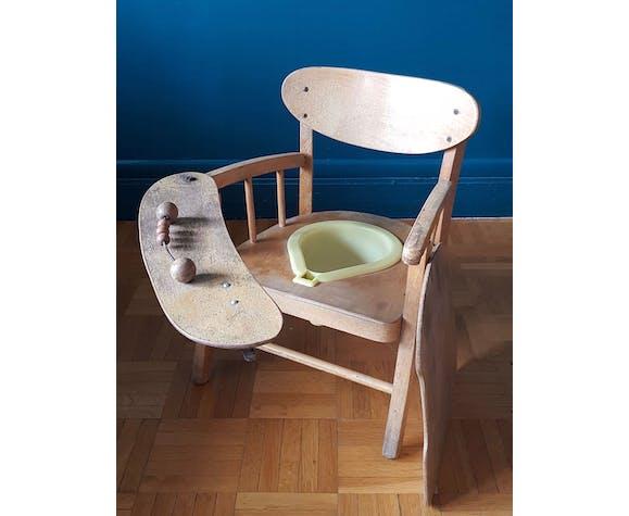 Chaise ancienne en bois