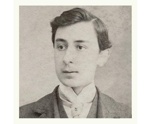 Portrait d'un jeune dandy contemporain de Marcel Proust