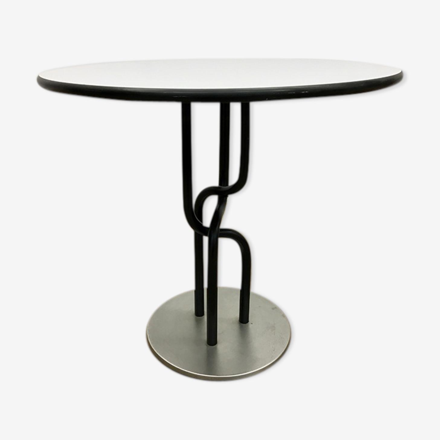 Coffee table by Rud Thygesen and Johnny Sorensen Denmark 1989