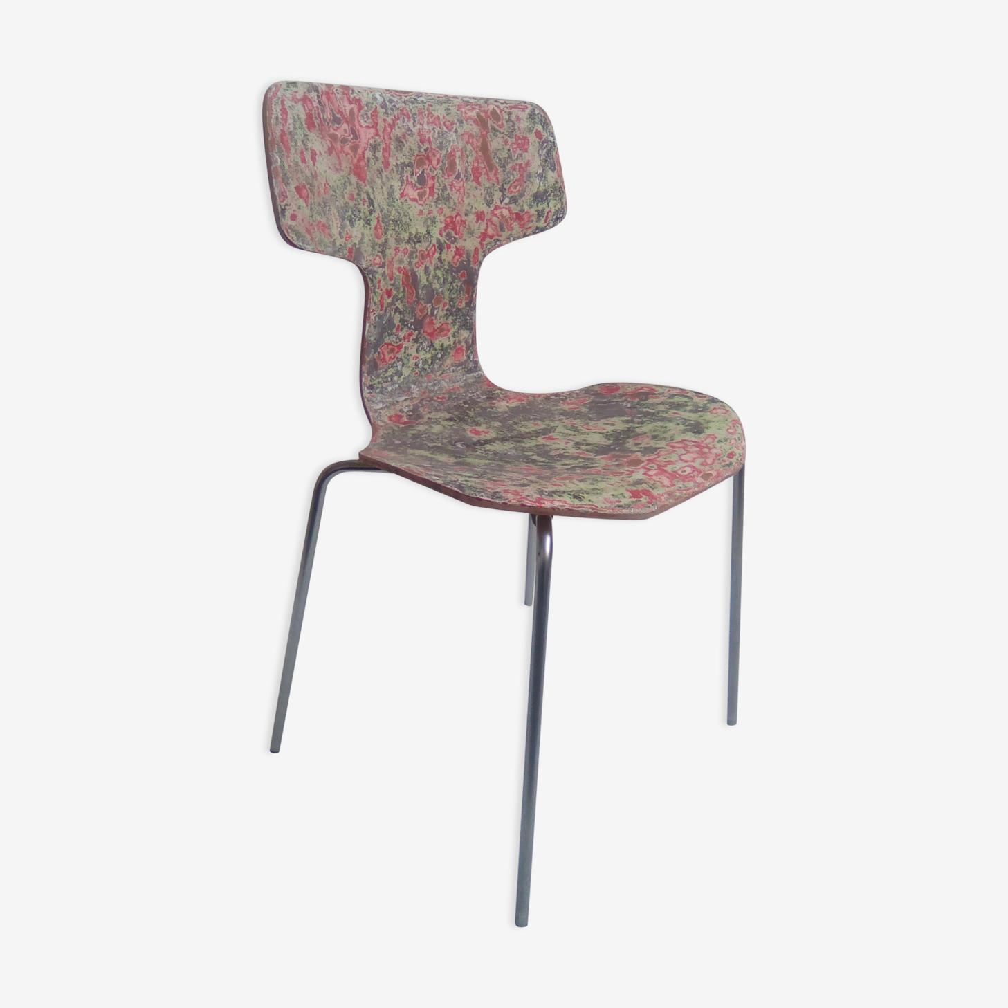 Chaise hammer de Arne Jacobsen