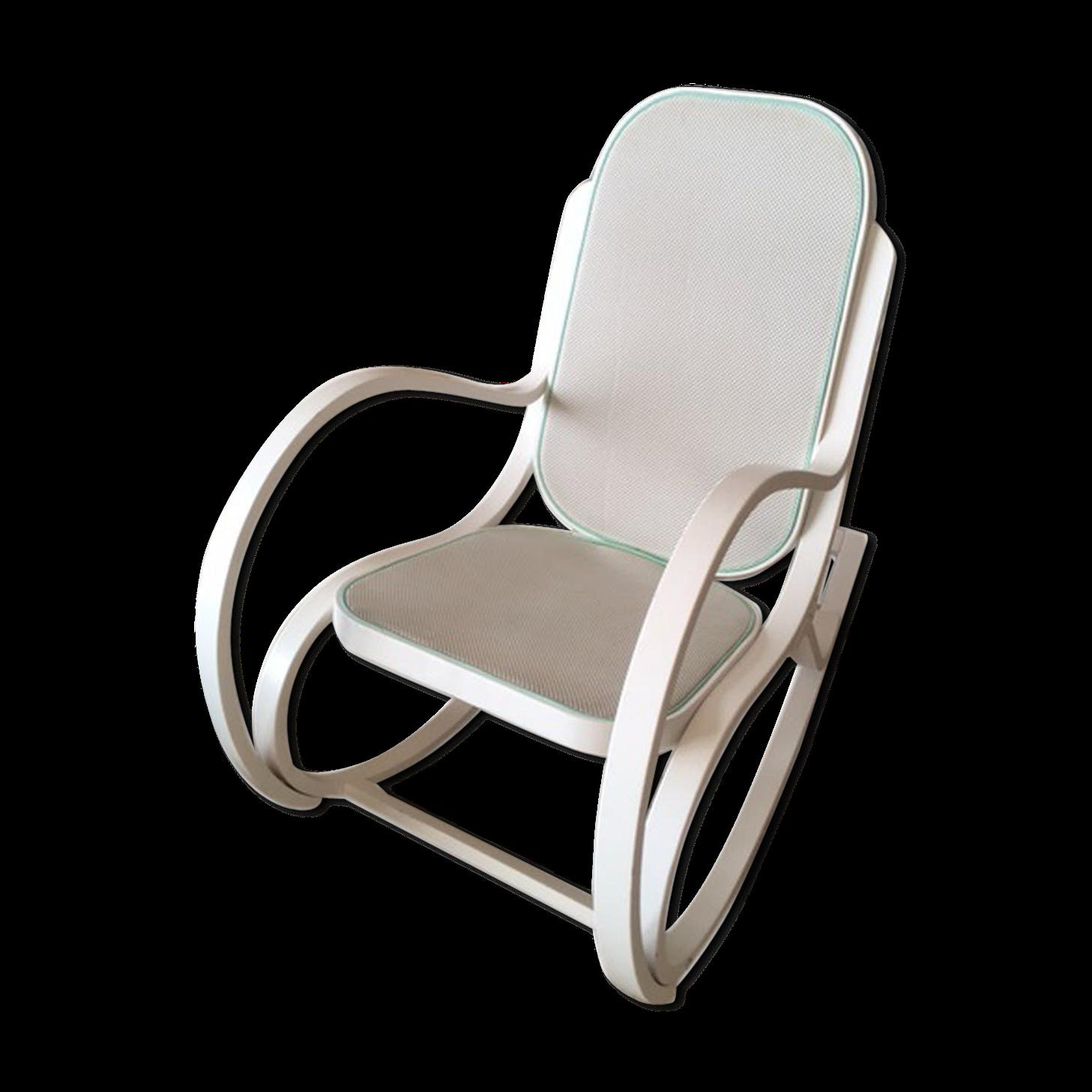 rocking chair blanc rocking chair blanc chambre bebe best of chaise jungle interesting elegant. Black Bedroom Furniture Sets. Home Design Ideas