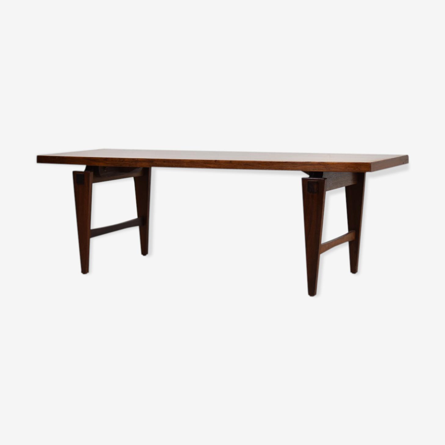 Coffee table by Illum Wikkelsø for Mikael Laursen, Denmark 1960