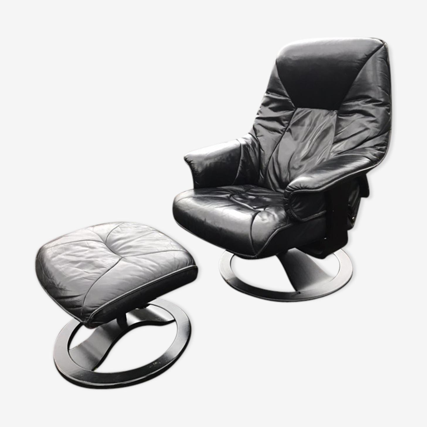 Lounge Chair and ottoman Jørgen Kasrholm