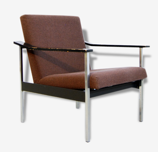 Lounge chair1450 / Coen de Vries / Gispen / 1960's
