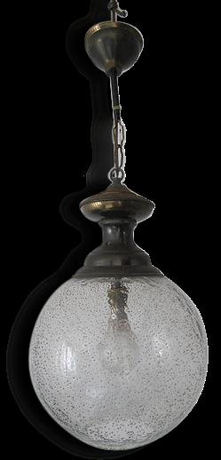 suspension boule verre transparent excellent suspension. Black Bedroom Furniture Sets. Home Design Ideas
