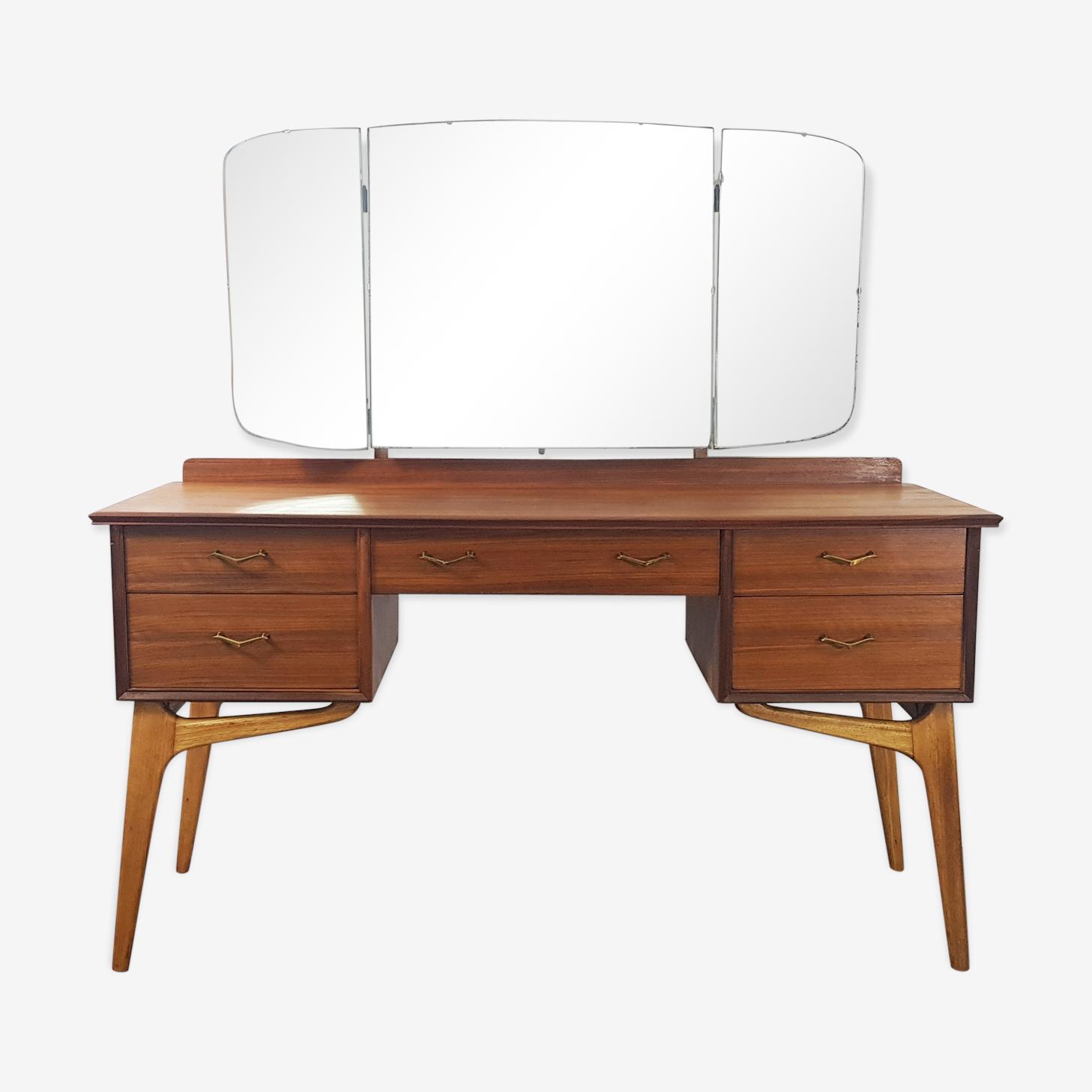 Coiffeuse par Alfred Cox pour AC furniture, années 1950