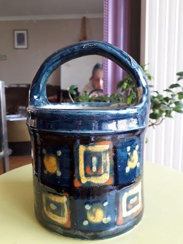 Pot céramique Savoyard