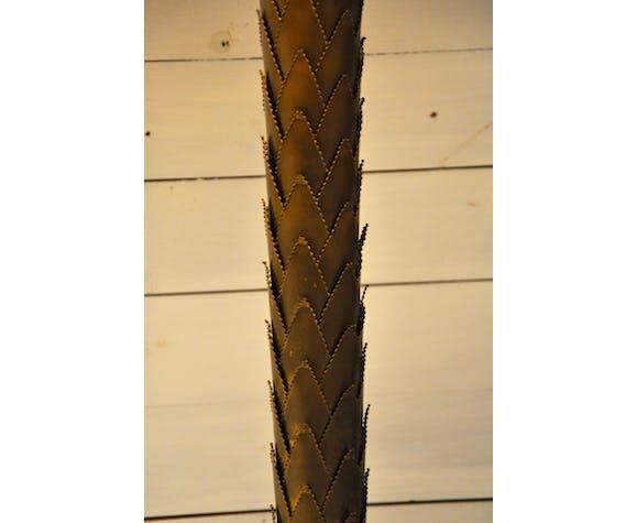 Lampe palmier Maison Jansen