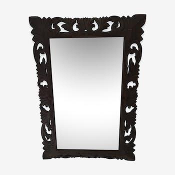 66x95cm wooden mirror