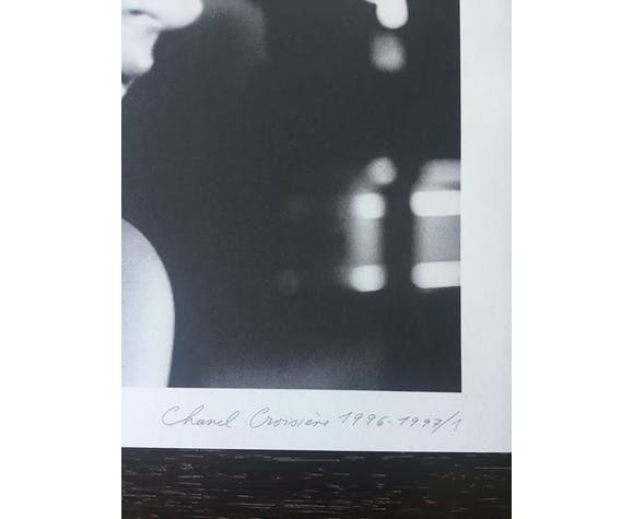 Photo Chanel par Karl Lagerfeld, Coll 1996-1997