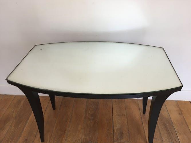 Table basse style art déco