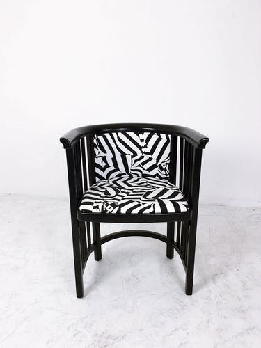 Pair of Vienna Secession Armchairs