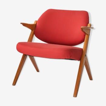 Bengt Ruda teak armchair