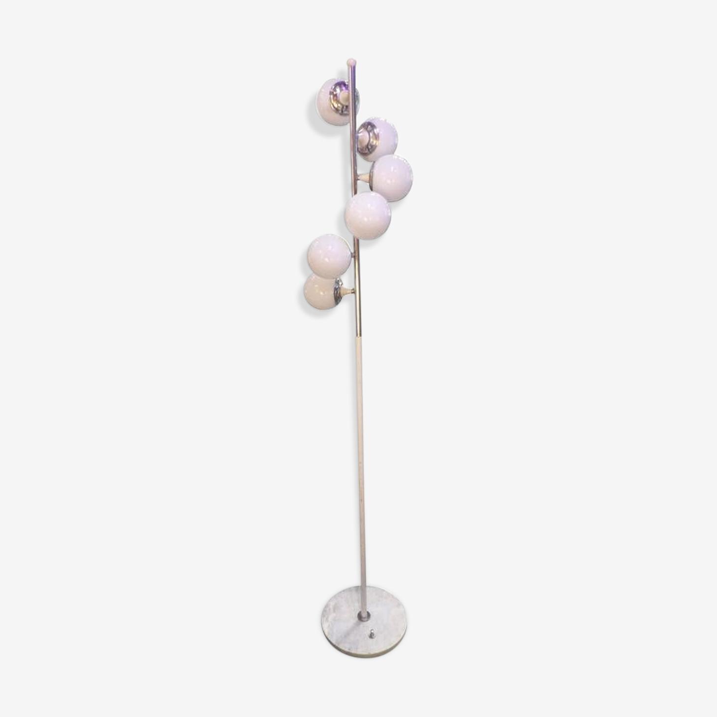 Lamp foot marble