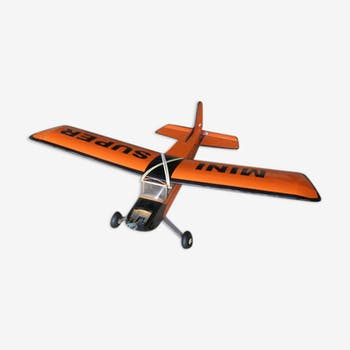 RC Modulism: Mini Super Aircraft, sold without engine