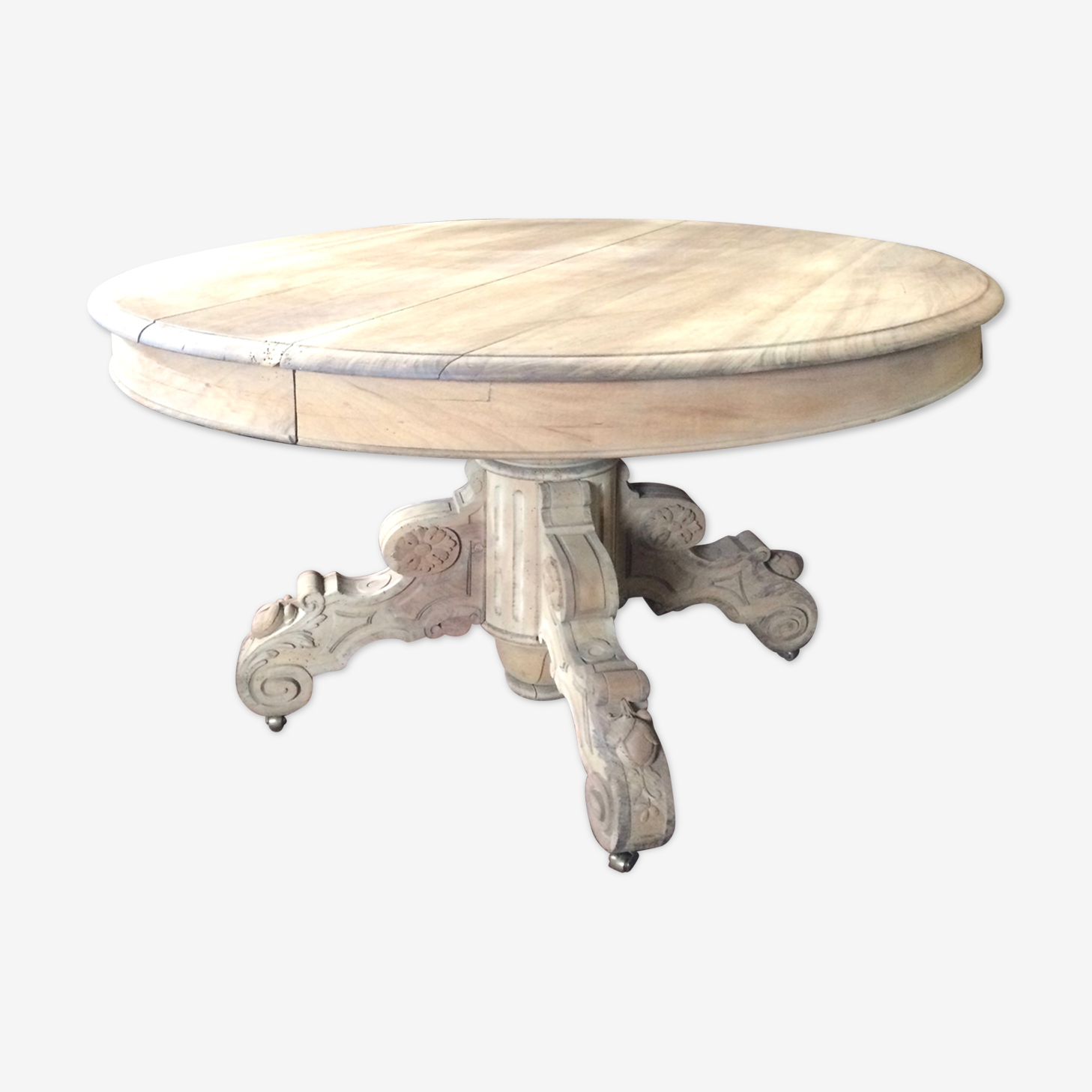 Table Henri II extensible