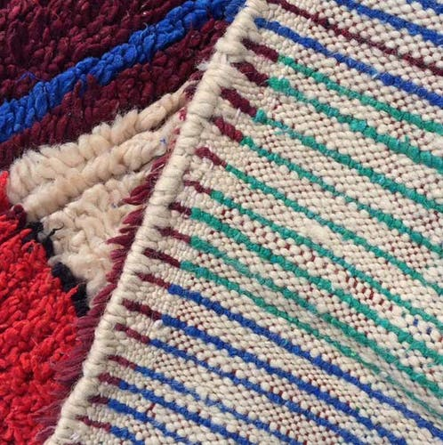 Moroccan Azilal rug 250x155cm