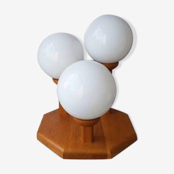 Lampe de table design des années 80