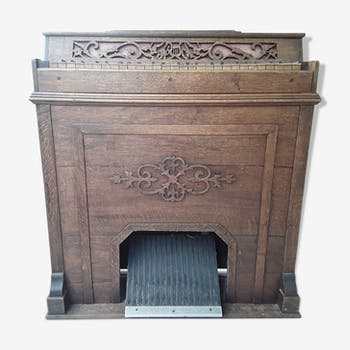Small Harmonium from church to renovate