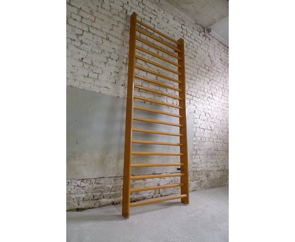 Espalier of gym vintage