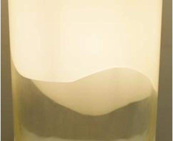 Italian lamp glass