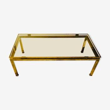 Guy Lefevre coffee table for Maison Jansen
