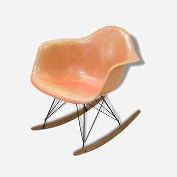Eames Zenith 2nd generation Herman Miller Saumon
