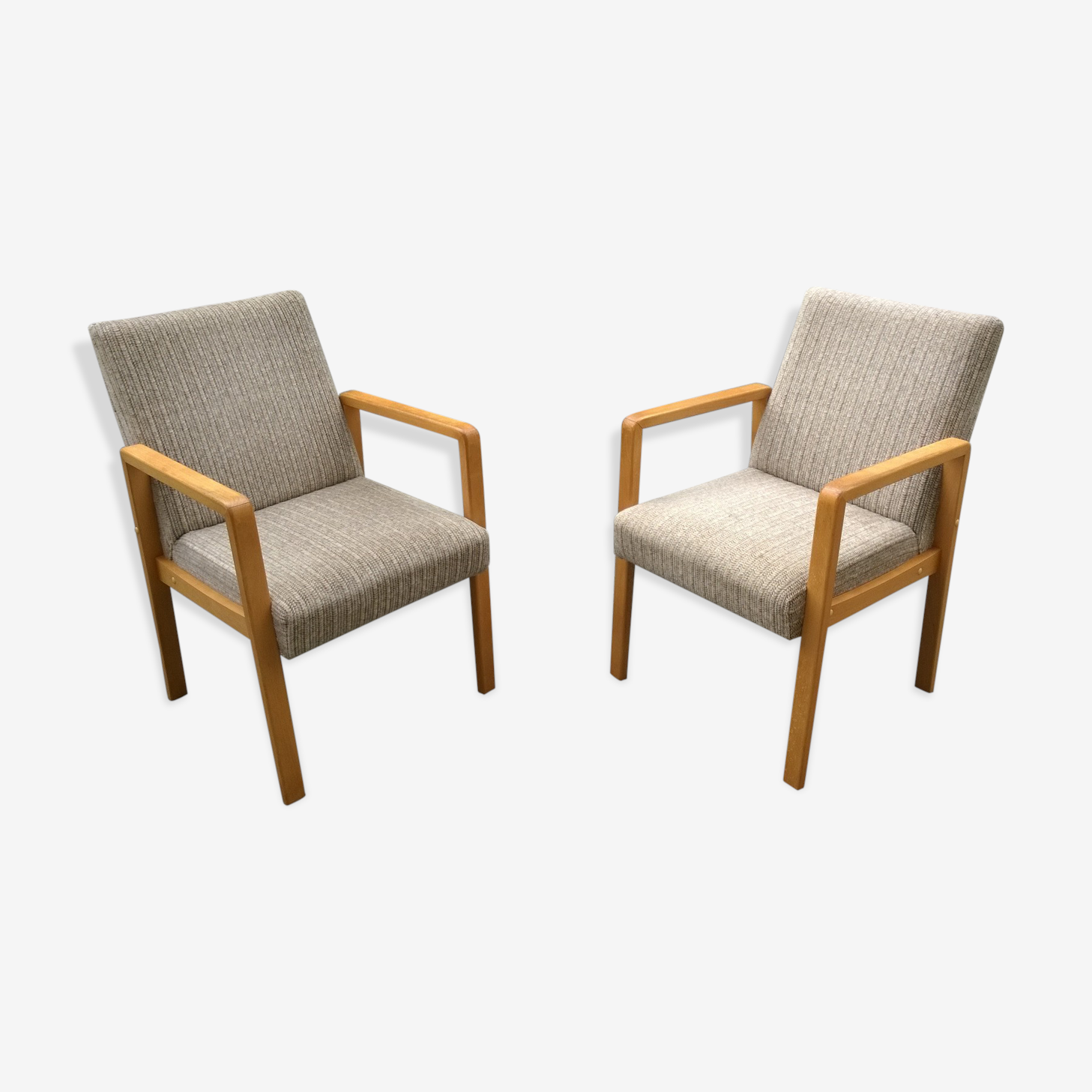 Armchairs modernist years 60
