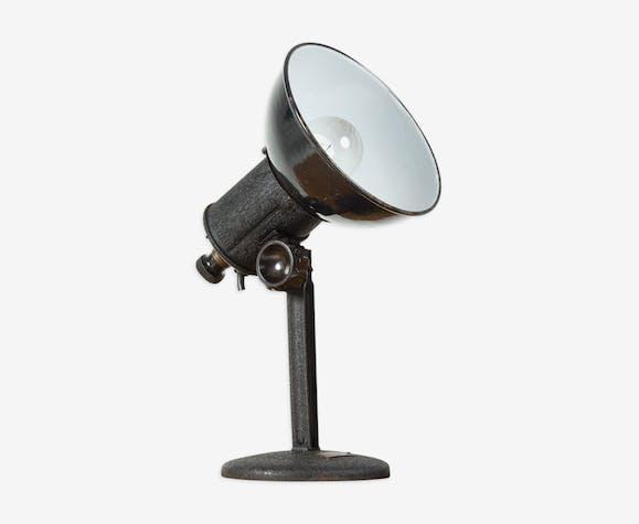 Lampe de table en acier, 30