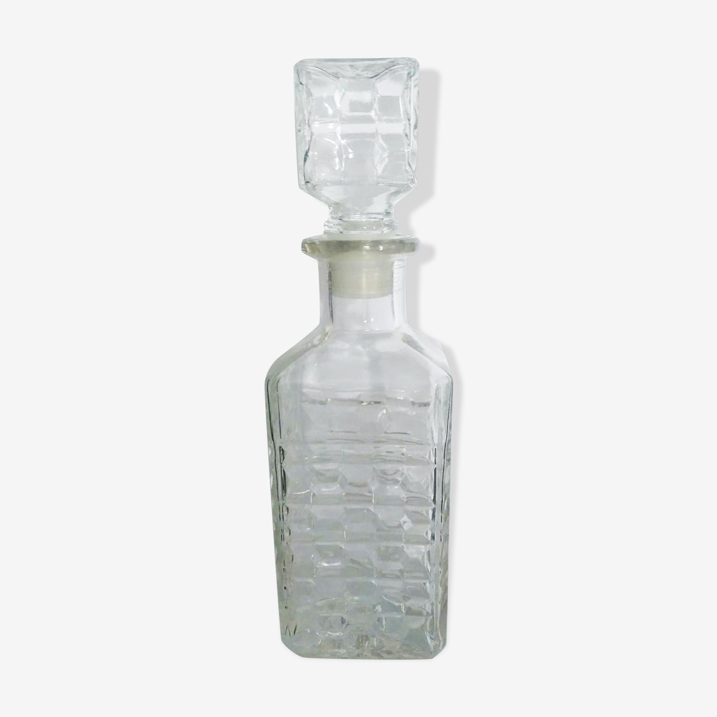 Vintage whiskey decanter