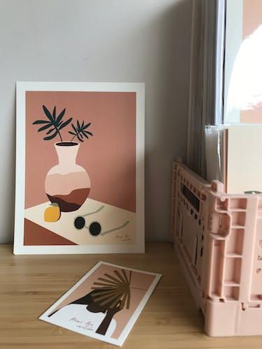 "Illustration ""Sun sun sun"""