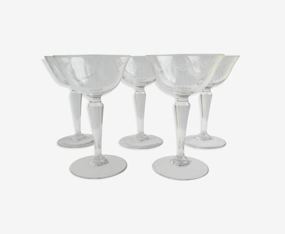 Coupes à champagne anciennes