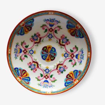 Petite assiette porcelaine de Minton