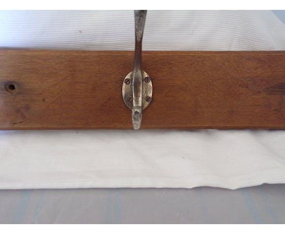 Porte manteaux 4 patères