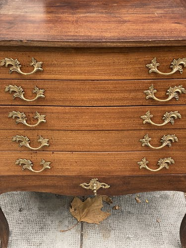 Commode argentier