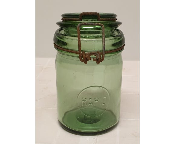 Old 1/2 L, Solidex and Rapid Jars