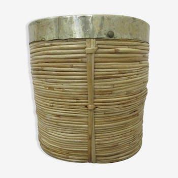 jarre en terre cuite c ramique porcelaine fa ence marron thnique lxwlrid. Black Bedroom Furniture Sets. Home Design Ideas