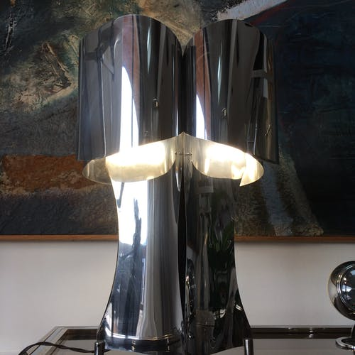 Lampe de table post-moderne 1970