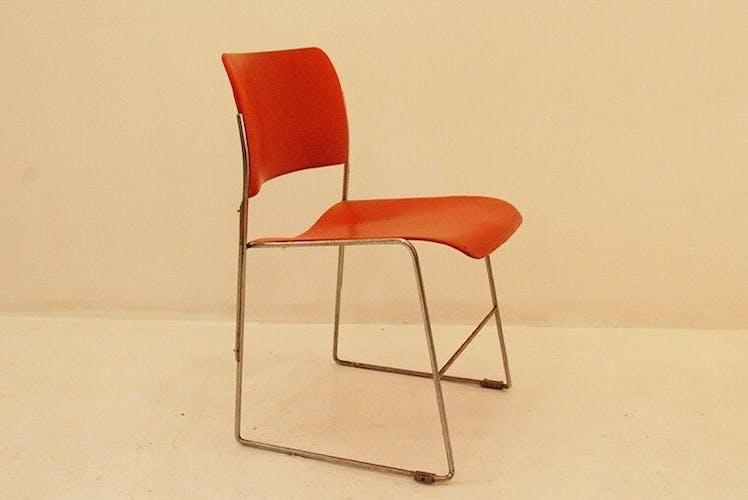 "Chaise ""david rowland"""
