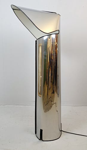 "Floor lamp ""Chiara"" by Mario Bellini, Italy, 1960s"