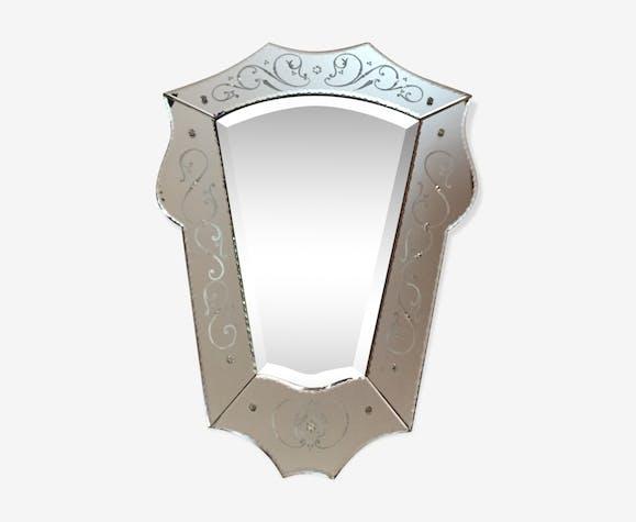 Venetian mirror 77x56cm