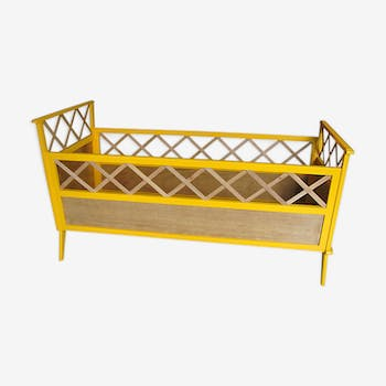 Baby bed years 50