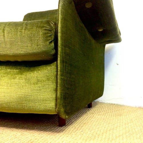 Paire de fauteuils années 60 zol