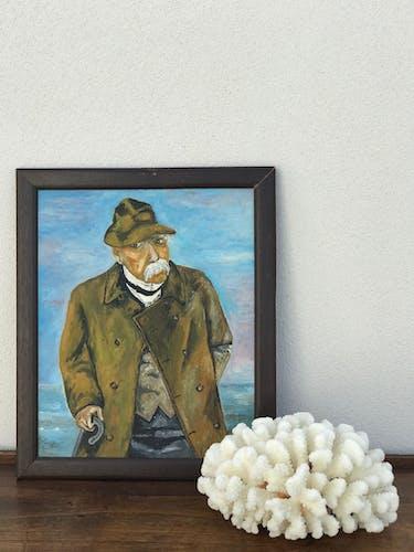 Portrait de pecheur